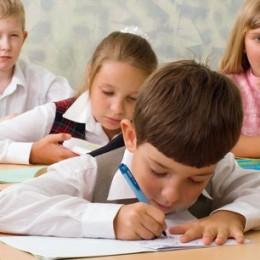 psaní, Smutná, Leinweberová, škola, první třída