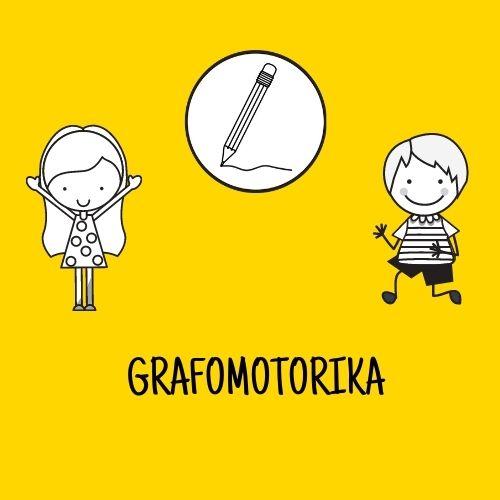 Grafomotorika apsaní